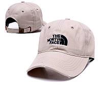 Бежевая кепка The North Face, ТНФ, мужская