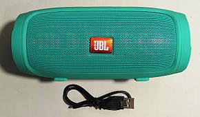 Колонка JBL Charge 3 MINI Plus Green, фото 3