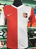 Футбольная форма N023 (комплект с логотипом и номерами) #F/B