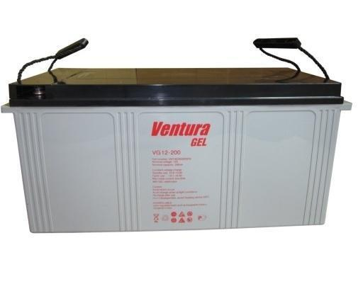 Аккумуляторная батарея Ventura VG 12-200 GEL