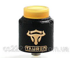 Дрип-атомайзер THC Tauren RDA (Brass Black)