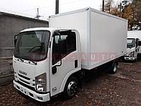 Автомобиль грузовой ISUZU NMR 85 L  изотермический фургон, фото 1