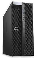 Робоча станція DELL Precision T5820/Intel W-2123/32/256F+1000/ODD/noGFX/kbm/W10P