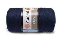 YarnArt Ribbon, Темно синий №784