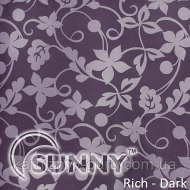Рулонные шторы для окон в открытой системе Sunny, ткань Rich