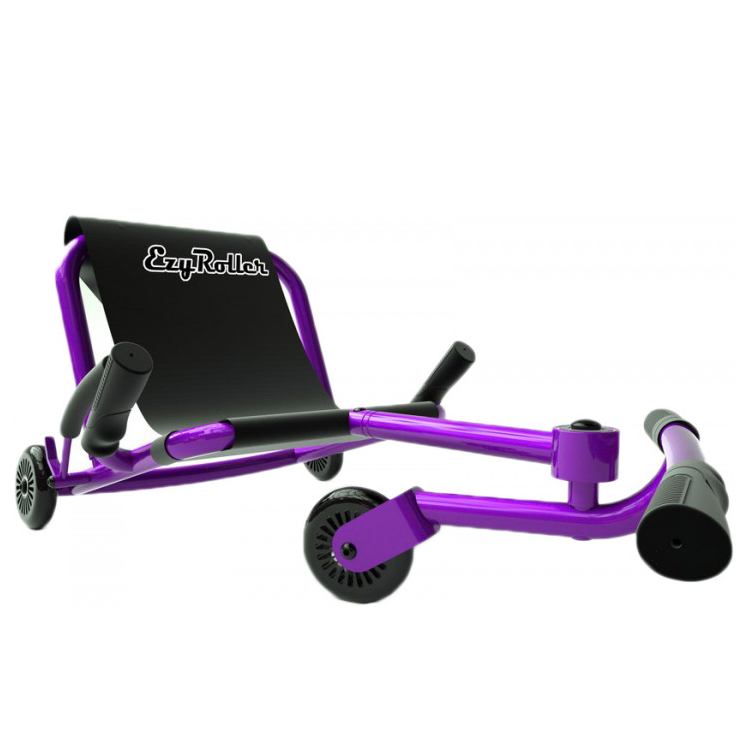 Самокат-каталка детский EzyRoller Purple