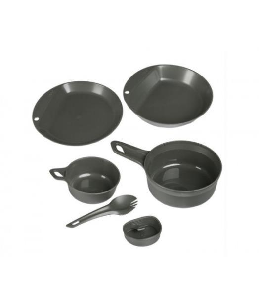 Wildo Explorer Kit Olive & Dark Grey   (67221)