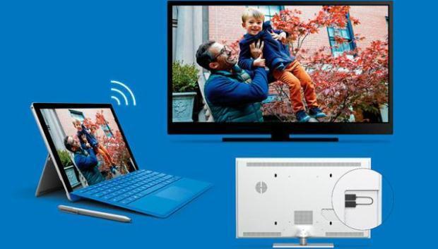 Адаптер Microsoft Wireless Display Adapter v2 (P3Q-00003)