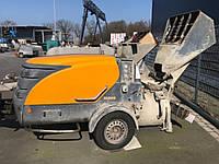 Пневмонагнітач Putzmeister M740 DB (зі скіпом та лопатою)