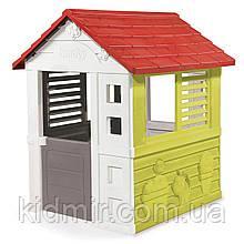 Садовий будиночок дитячий ігровий Сонячний Smoby 810705