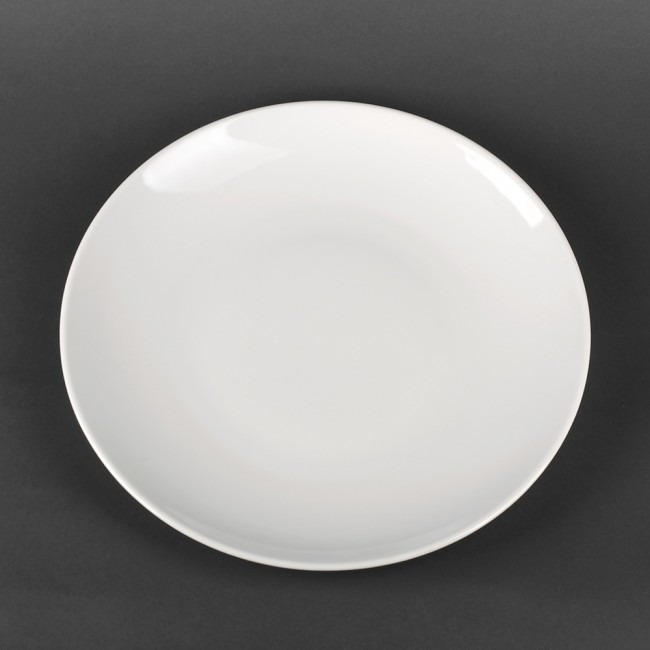 Блюдо фарфоровое круглое Lubiana Hotel 310 мм (1138)