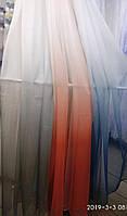 Новинка!!! Тюль евросетка на фатине растяжка на метраж и опт, фото 1