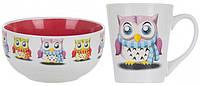 Сервиз для завтрака 2пр. Limited Edition Owl 16542