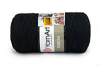 YarnArt Ribbon, Черный №750