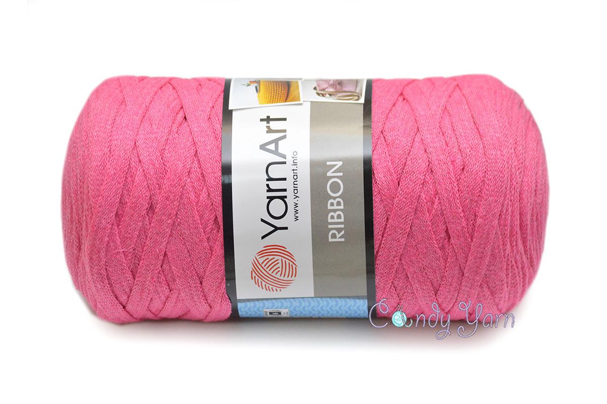 YarnArt Ribbon, Ярко-розовый №779