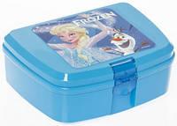 Ланч-бокс детский 7х12х17см Herevin Disney Frozen 161277-073