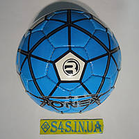 Мяч футбольный DXN Ronex (NK), сине-белый, р. 5, ламинированный