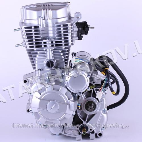 Двигатель СG 200CC (на трехколесный мотоцикл, трицикл)