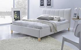 Кровать SANDY halmar белая