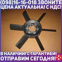 ⭐⭐⭐⭐⭐ Вентилятор системы охлаждения Д 243,245 пластиковый 6 лопастей (Руслан-Комплект)  245-1308010-А