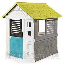 Садовий будиночок дитячий ігровий Райдужний Smoby 810708