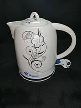 Чайник керамический Domotec MS 5057 1.7L 1500W