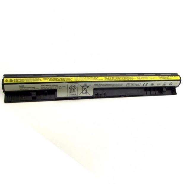 Батарея для ноутбука Lenovo IdeaPad Z50-70 4 Cell Li-Ion 14.4V 2.2Ah 32Wh MicroBattery, L12S4E01