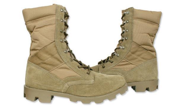 Берцы летние армейские Tropical Cordura COYOTE,MIL-TEC 12825005 43 (12825005-43)