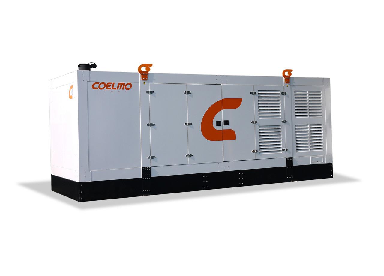 Трехфазный дизельный генератор Coelmo PDT286AG1A (520 кВт)