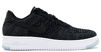 "Кроссовки Nike Air Force 1 Ultra Flyknit Low ""Black"" Арт. 0263, фото 1"