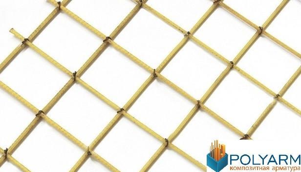 Композитные каркасы Polyarm 150х150 мм, диаметр сетки 4 мм