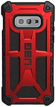 Накладка UAG Monarch для Galaxy S10e [Crimson (211331119494)]
