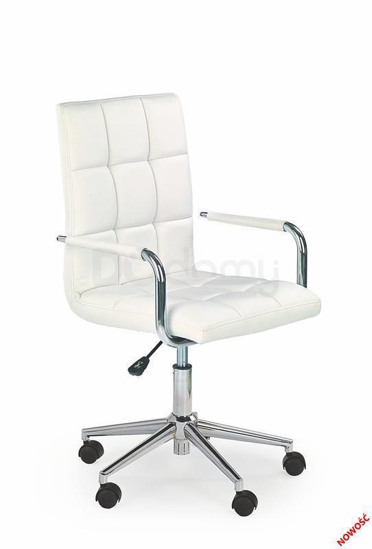 Кресло офисное подростковое Gonzo 2 Halmar Белый