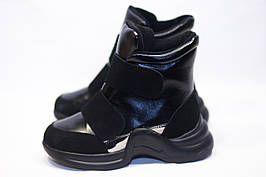 Ботинки демисезонные женские 13-103