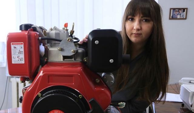 Применение бензинового двигателя Weima ВТ170F-S (шпонка, вал 20мм)
