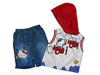 Костюм двойка  Hello Kitty  р.1,2 года.