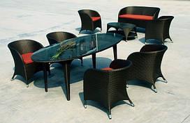 Обеденые комплекты, столы и кресла