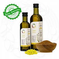 Рыжиковое сыродавленное масло (Рижієва сиродавлена олія)