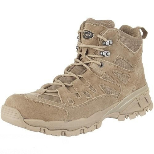 Ботинки Mil-Tec Tactical Squad Stiefel 5 Inch Coyote 44 12824005 (12824005 44)