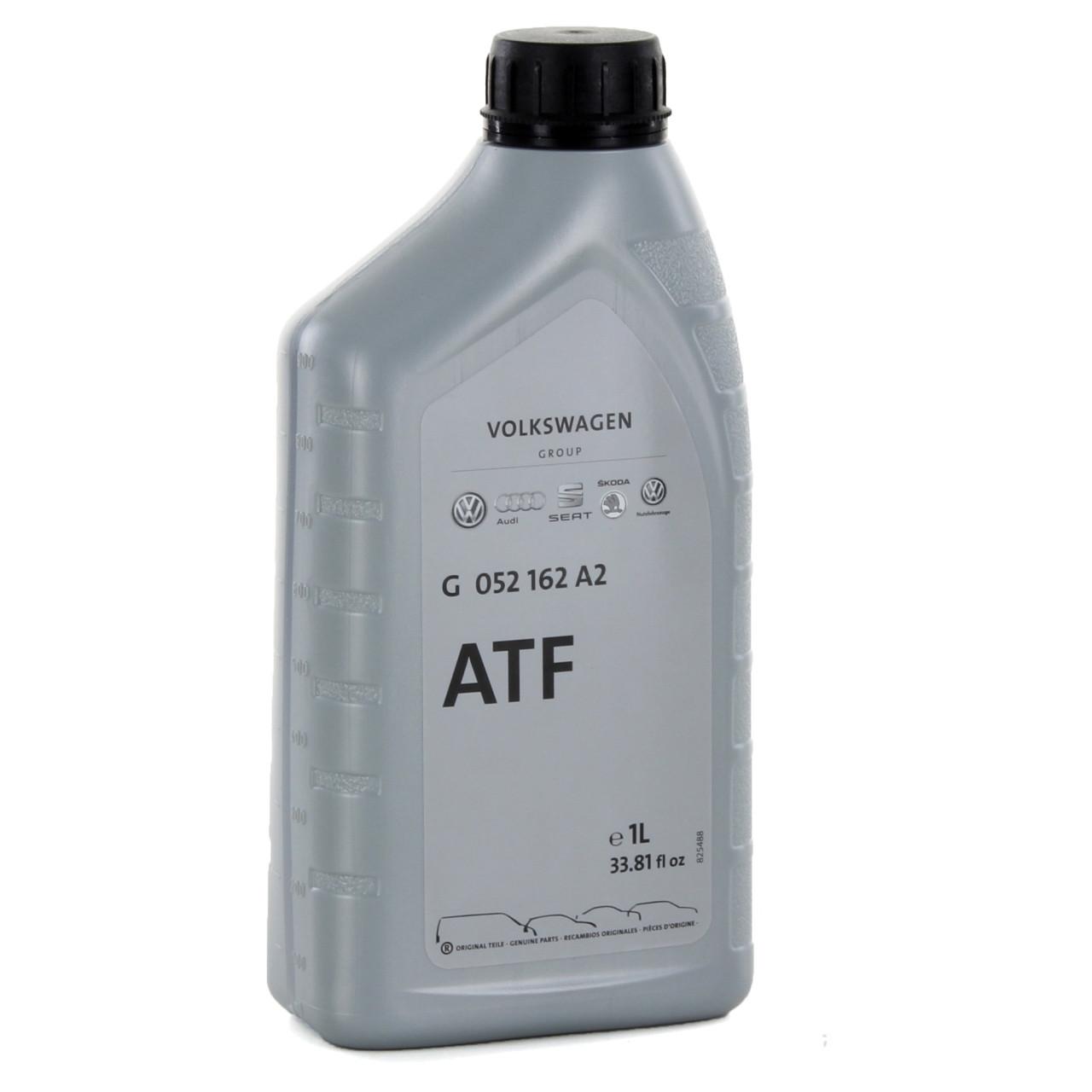 Трансмиссионное масло VAG ATF Tiptronic 1л (G052162A2)