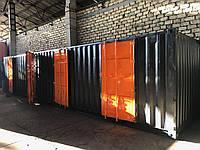 Изготовление из 20 фут,  складские помещения, контейнера б/у