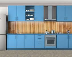 Кухонный фартук Фон доски, Стеновая панель с фотопечатью, Текстуры, фоны, бежевый
