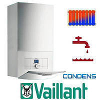Vaillant,Двухконтурные конденсационные котлы