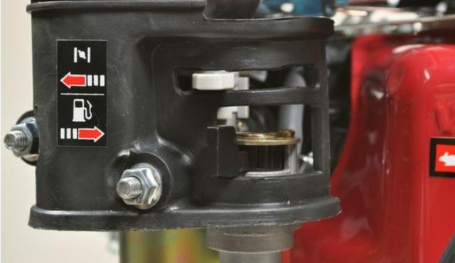 Система охлаждения бензинового двигателя Weima ВТ170F-S (шпонка, вал 20мм)