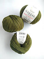 Gazzal Baby Cotton - 3463 хаки