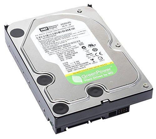 "Жесткий диск Western Digital AV-GP 2TB 64MB WD20EURX 3.5"" SATA III"