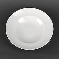 Тарелка фарфоровая для пасты 600 мл Lubiana Kaszub (229)