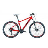 "Велосипед Leon 27.5"" XC-70 AM Hydraulic lock out HDD рама-18"" 2019 красно-о (OPS-LN-27.5-044)"