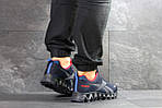 Мужские кроссовки Reebok Zignano (темно-синие с голубым), фото 5