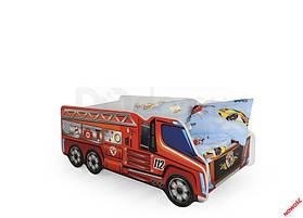 Кровать детская Fire Truck Halmar
